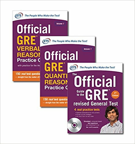 ETS' Official GRE