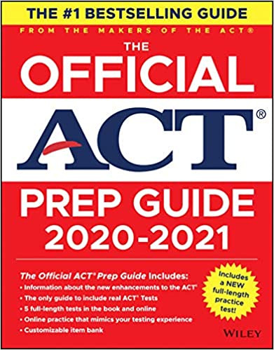 Official ACT Prep 2020