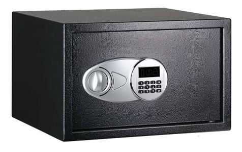 Amazon Basics Security Safe Box
