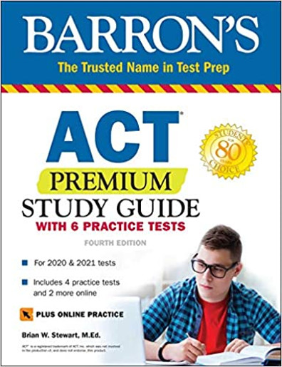 Barron's ACT Premium Study Guide