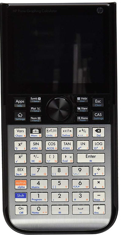 HP G8X92AA LA Prime V2 Graphing Calculator