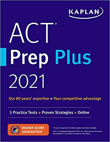 Kaplan ACT Prep Plus