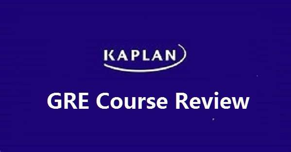 Kaplan GRE Prep Course Review [must read before buy]