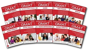 The Complete GMAT Strategy Guide Set by Manhattan Prep