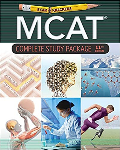 Examkrackers MCAT Study Package