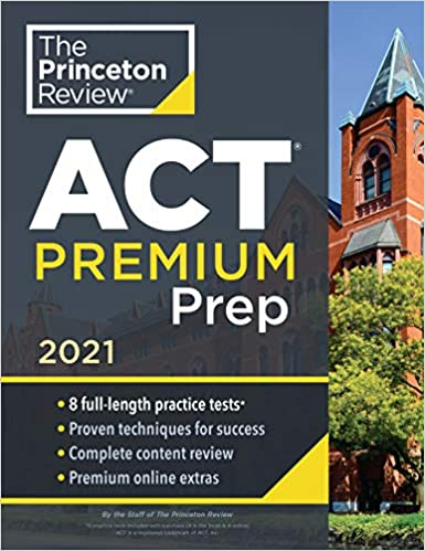 Princeton Review ACT Premium Prep
