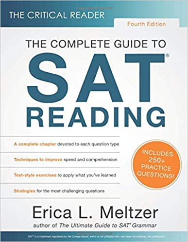Complete Guide to SAT Reading
