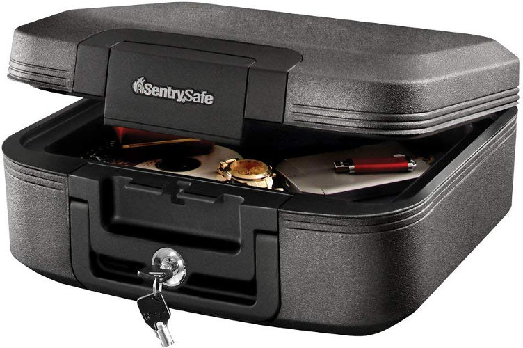 Sentrysafe CHW20221 Fireproof and Waterproof Box